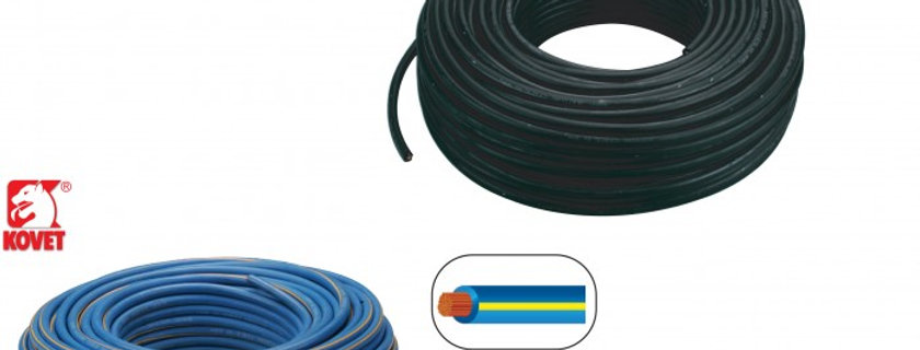 Rubber Welding Cable [Copper no. 0.20 mm.]
