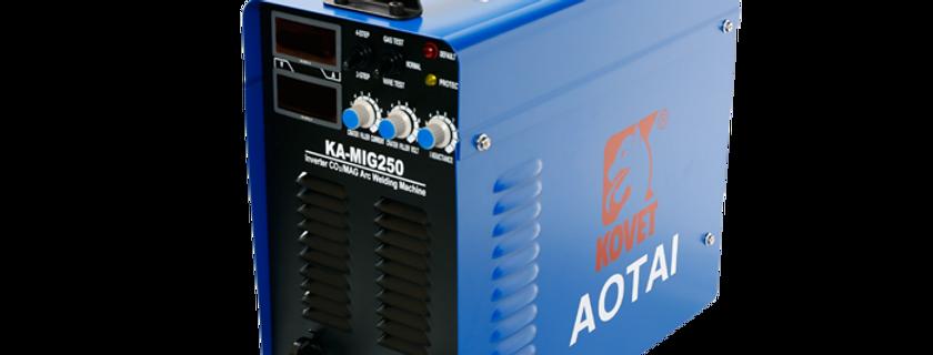 Inverter CO2 MIG (GMAW) Welding Machine AMIG 250E