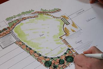 Gartenplan von Marc Zink