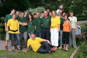 Team der Firma Garten Zink