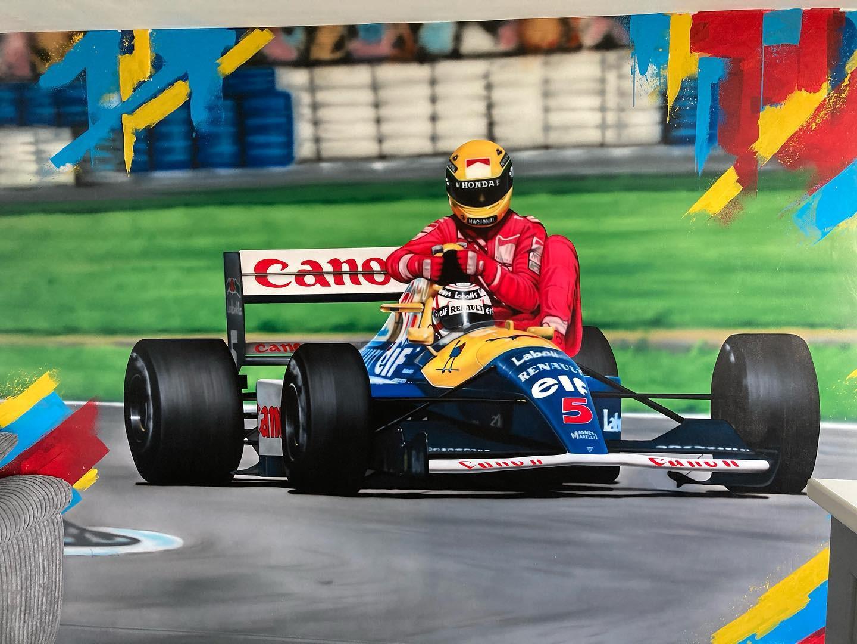 Senna F1