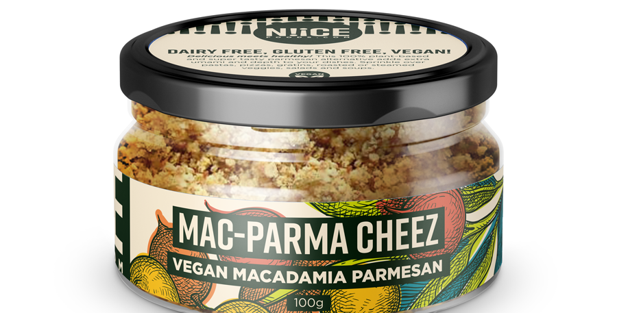 Mac-Parma Cheez 100g