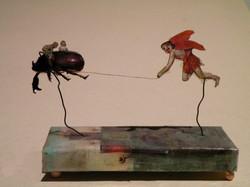 Beetlesurfing
