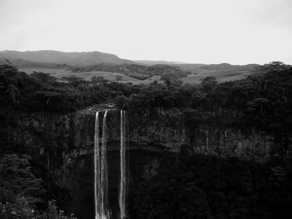 Chamarell Falls, Mauritius