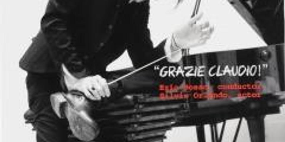 Orchestra Mozart - Grazie Claudio!