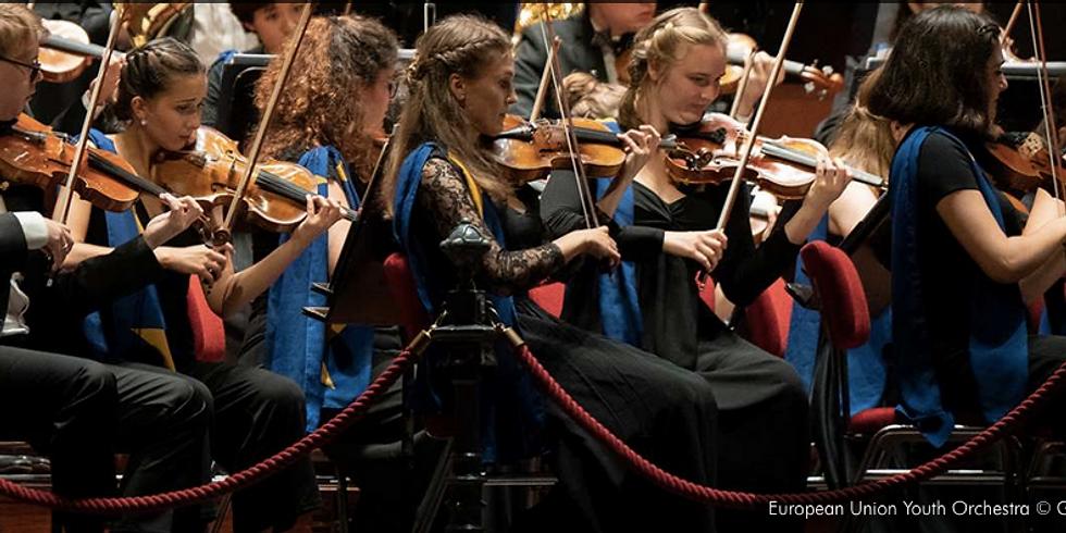 EUYO in Concertgebouw