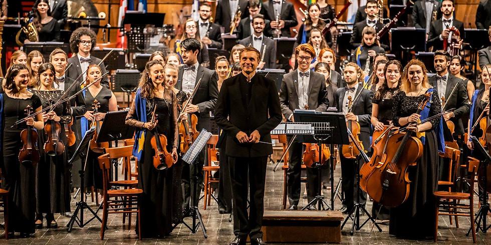 EUYO Concert with Ivan Fischer