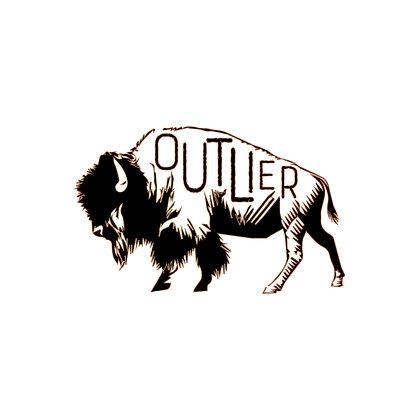 Outlier Buffalo Sticker