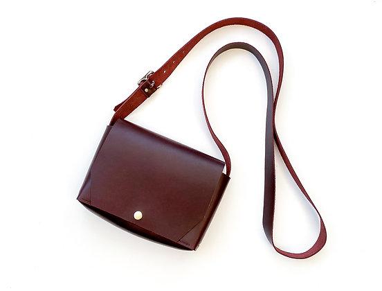 Side Bag - Dark Cherry