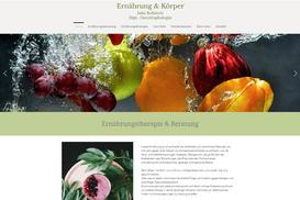 Ernährung und Körper Windhagen, Ernährungs-Beratung und Therapie