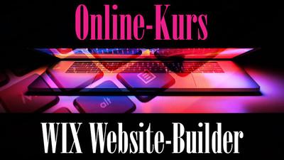 WIX Website-Builder Online-Kurs schmal.j