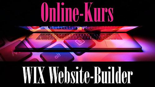 Online-Kurs - WIX Website-Builder