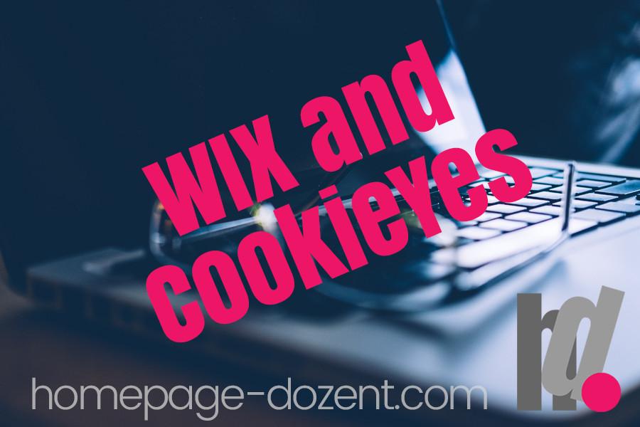 Cookie-Banner von CookieYes für WIX