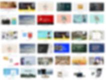 WIX unglaublich viele Design-Vorlagen
