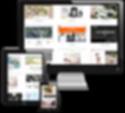 Website mit WIX - unglaubliche Design-Möglichkeiten