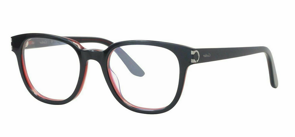 Cartier-CT0006-Schwarz rot