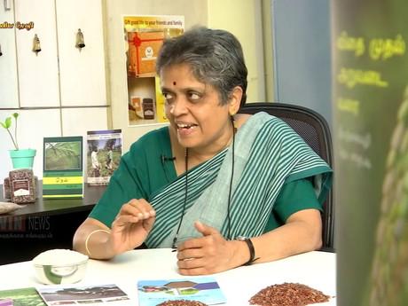 Interview of Dr.K.Vijayalakshmi to WIN TV - Video Part 1