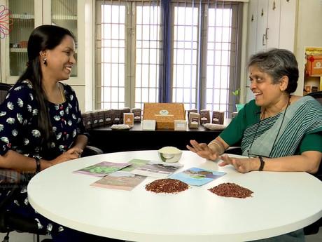Interview of Dr.K.Vijayalakshmi to WIN TV - Video Part 2