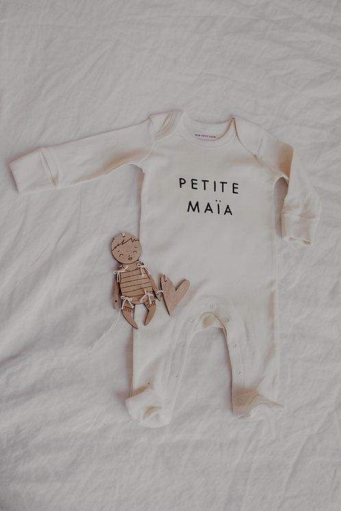 Pyjama Beige Prénom