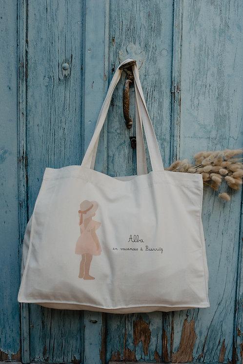 Big bag Enfant collab retour de plage