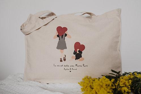 Big bag T'offrir mon Coeur
