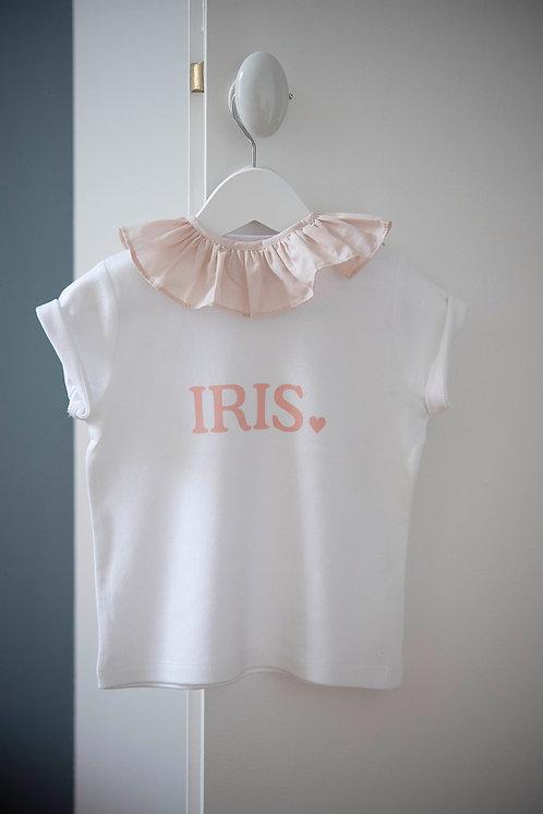 T-shirt COEUR Enfant ou Bébé (personnalisable)