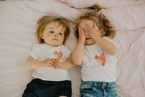 T-Shirt SUN OF MY LIFE Enfant ou Bébé