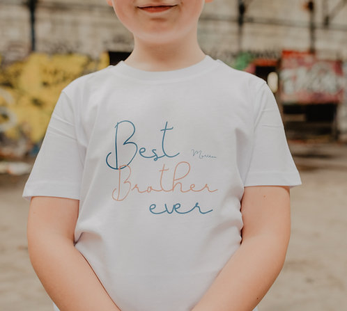 T-Shirt Best Brother Ever