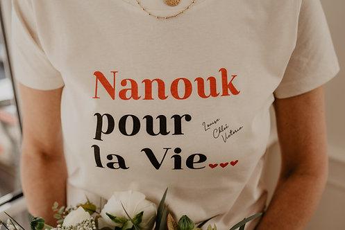 T-Shirt Mamie pour la vie