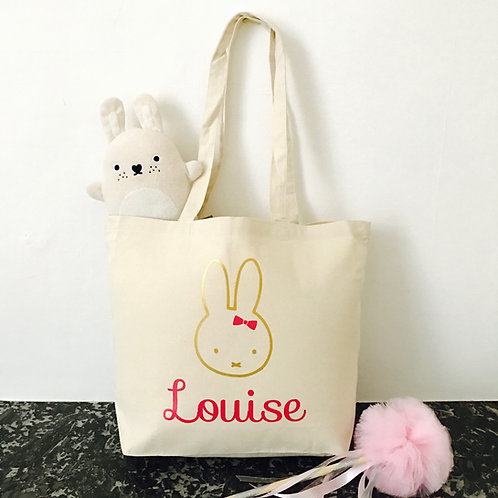 Tote bag PLUS Miffy
