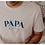 Thumbnail: T-Shirt poétique homme