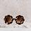 Thumbnail: Lunettes de soleil Fleur Ecailles