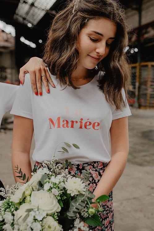 T-Shirt La Mariée