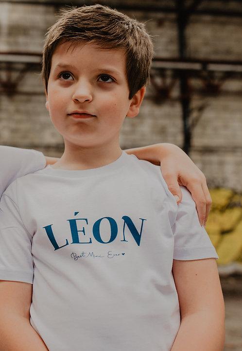 T-Shirt poétique bébé ou enfant