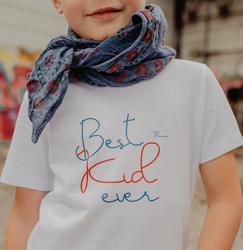 T-Shirt Best Kid Ever