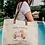 Thumbnail: Big bag Anses en cuir VAN COMBI