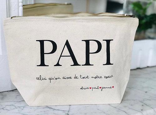Trousse PAPI personnalisable