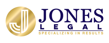 Jones Legal logo COLOR navy gold gradien