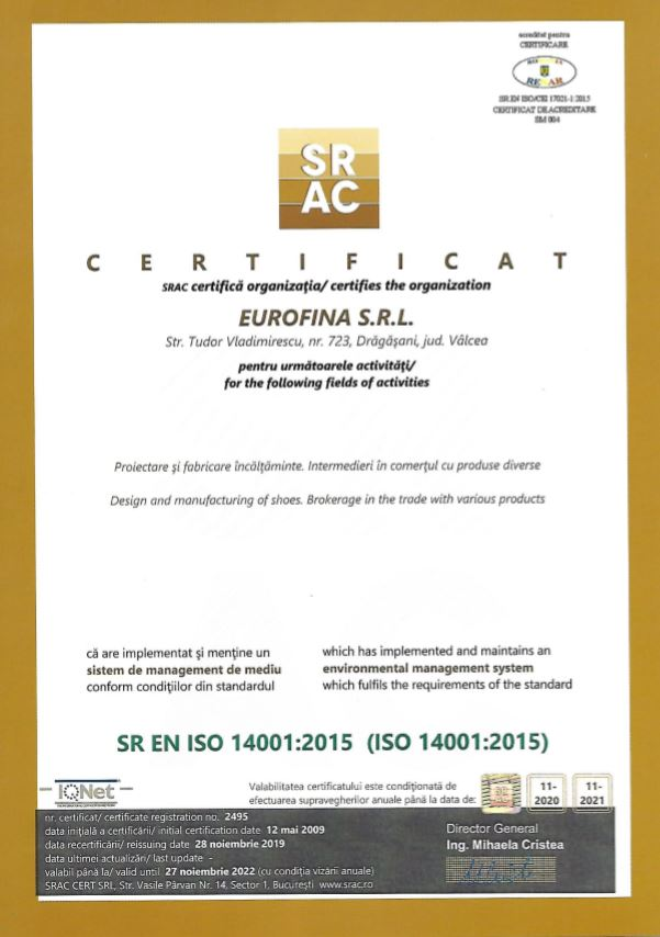 ISO 14001 2020