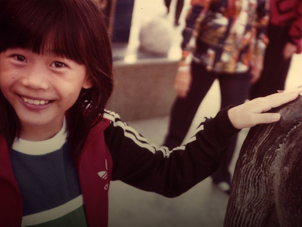 Mel Lim, a Malaysian Born Chinese American.