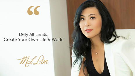 Defy All Limits; Create Your Own Life and World