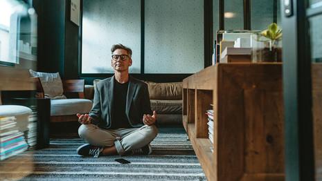 Hacking Mindfulness for Leaders: 7 Days, 7 Golden Steps To Awakened Living