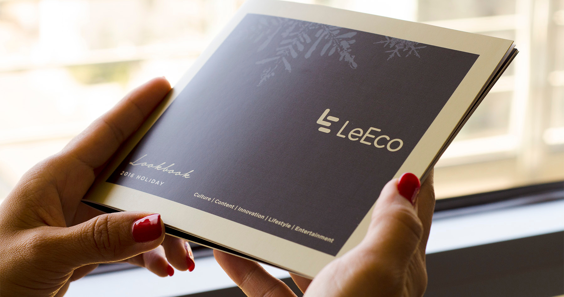 LeEco LookBook