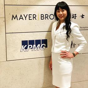 03.14.19 | Hong Kong Breakfast Keynote hosted by IWIRC at KMPG