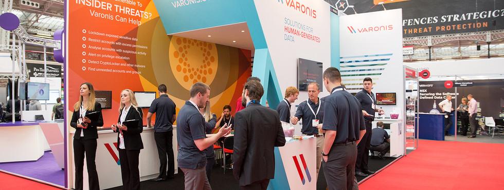 Varonis Tradeshow 2015