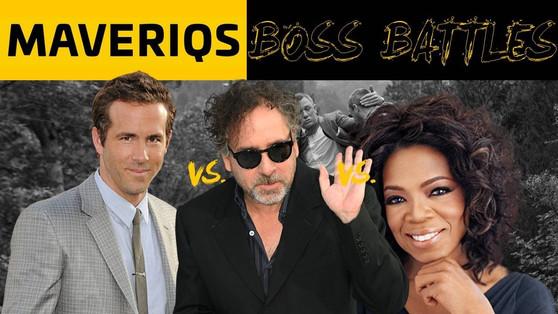06.29.18   Maveriqs Boss Battles Episode #11