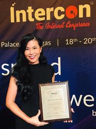 Mel Lim   Top 50 Tech Visionaries Award Winner
