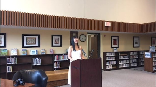 08.02.18 | Mel Lim Book Tour: West Virginia Women's Commission