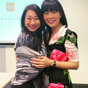Singapore | International Women's Day Keynote with IWIRC at Walkers