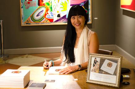 08.02.18   Mel Lim Book Tour: Taylor Books, Charleston